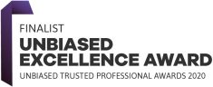 Unbiased Excellence Award 2020 Finalist